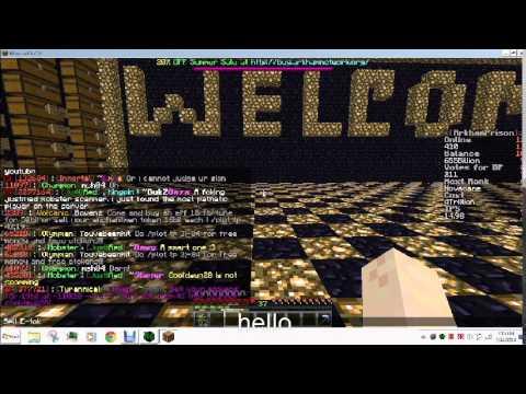 Make A Spam Bot In Minecraft 1.7.10
