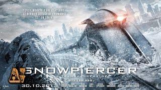 VLOG: х\ф Snowpiercer (Сквозь снег)