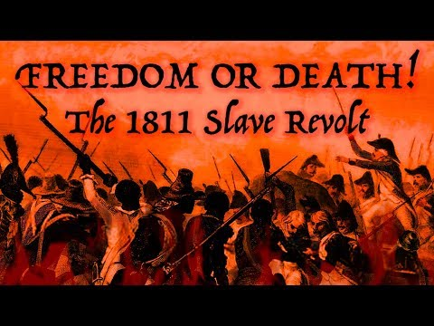 Freedom Or Death: The Louisiana Slave Revolt Of 1811