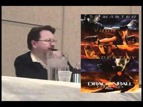Krillin Hates Dragonball Evolution poster
