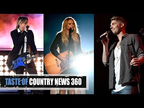 Best Country Songs of 2017 - Taste of Country News 360