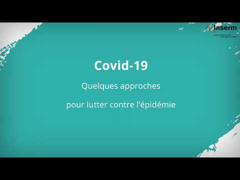 Covid-19: plusieurs approches de distanciation sociale pour lutter contre l'épidémie