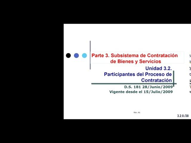 CURSO RESOLUCIÓN DE CASOS PRÁCTICOS EN PROCESOS DE CONTRATACIÓN ESTATAL - Clase 5