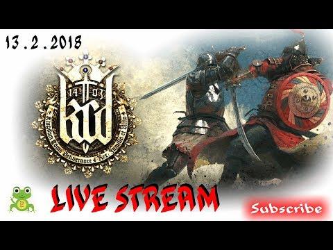 Kingdom Come: Deliverance PC  Live Stream - cz sub