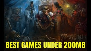 Best 5 Games Under 200mb For Pc | Highly Compressed Games Download