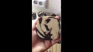видео Увлажняющее мыло своими руками с овсянкой и молоком