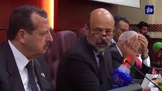 الرزاز: استقرار الأمن في سوريا وقرب فتح الحدود مؤشرات إيجابية للاقتصاد