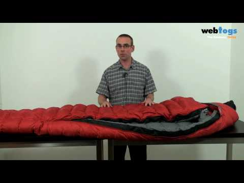 Mountain Equipment Sleeping Bags Xero Range - Lightweight Performance Down Sleeping Bags.