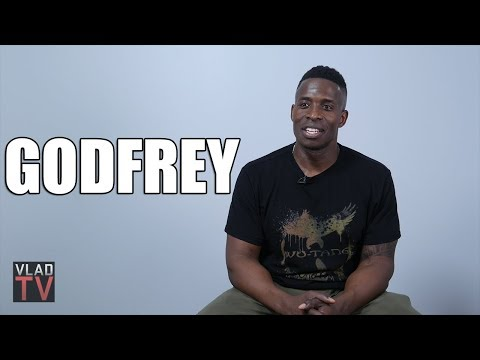 Godfrey Weighs in on Drake and Pusha T Beef Part 2