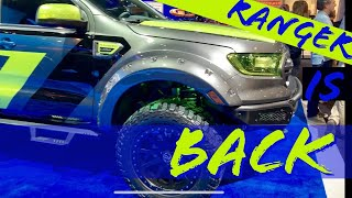 2019 Ford RANGERS of SEMA