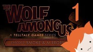 THE WOLF AMONG US 2: SMOKE AND MIRRORS - PART 1