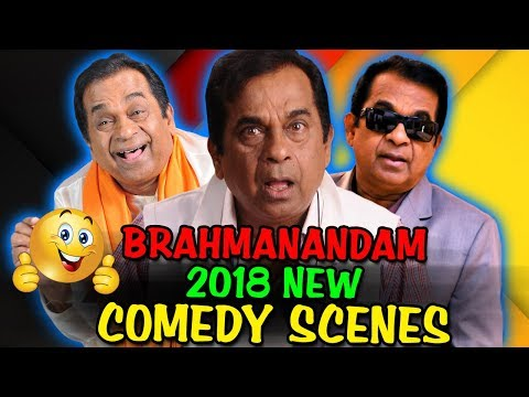 Brahmanandam 2018 New Comedy Scenes | South Indian Hindi Dubbed Best Comedy Scenes thumbnail