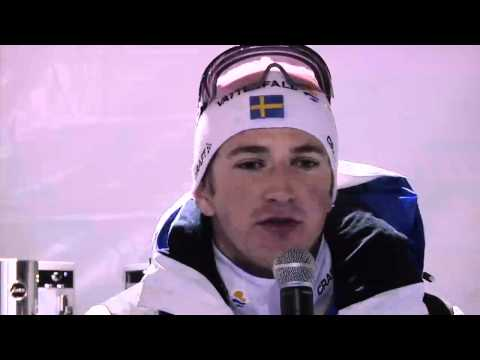 Men Sprint conference Davos