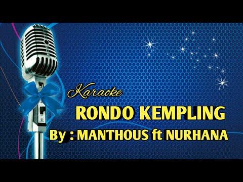 KARAOKE RONDO KEMPLING (MANTHOUS ft NURHANA)