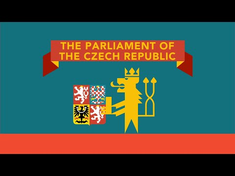 The Parliament of the Czech Republic - an animated film by the Office of the Chamber of Deputies