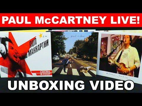 UNBOXED: Paul McCartney Live TRIPLE FEATURE! (Amoeba Gig / Paul Is Live / Choba B CCCP) Mp3
