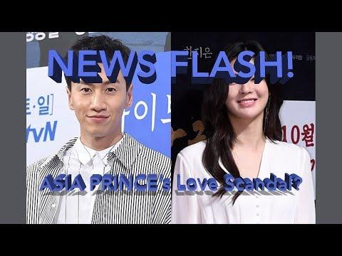 lee kwang soo dating jeon so min