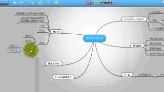 無料で使えるマインドマップ*マインドマイスターの解説です。 http://w...