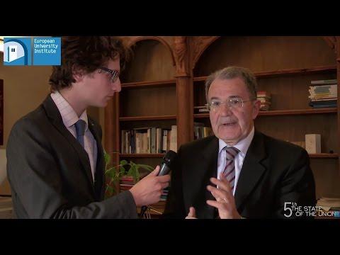 EUI Interviews: Romano Prodi