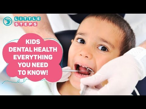 Kids Dental Health - Everything You Need To Know!