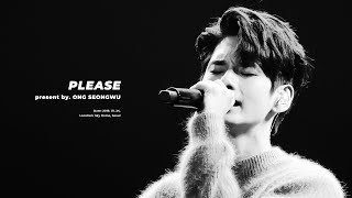[190124 therefore concert special stage] 제발 from. ONG SEON…