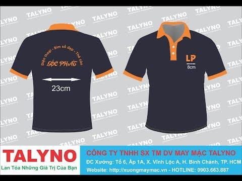 Tổng hợp Mẫu áo thun Quảng cáo Đẹp nhất 2018 mà TALYNO đã thực hiện