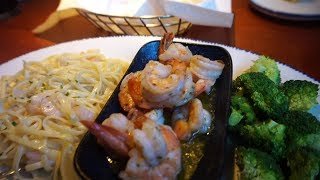 "We Had ""Endless Shrimp"" at Redlobster ALL YOU CAN EAT! So Good! #Redlobster"