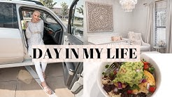 Spend the Day with Me! OB Appointment, At Home Chipotle Bowls, Clothing Haul, Nursery Updates