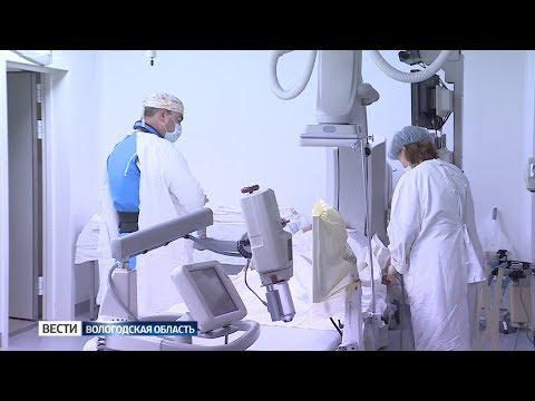 Врачи детской областной больницы в Череповце провели уникальную операцию