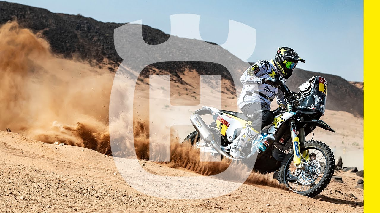 2020 Dakar Rally Highlights | Husqvarna Motorcycles