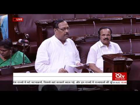 Sh. Sukhendu Sekhar Roy's comments on recent developments in the states of Uttarakhand & AP