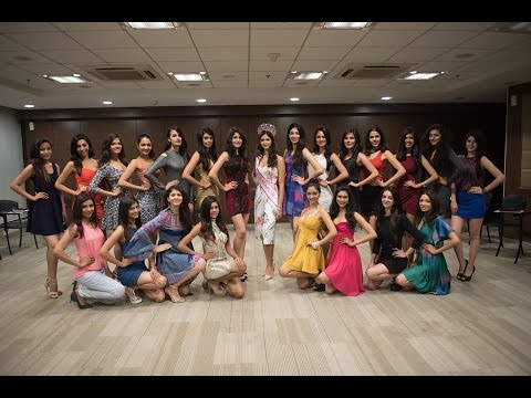 Pankhuri Gidwani welcomes Campus Princess finalists
