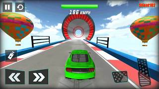 Muscle Car Stunts Games Mega Ramp Stunt Car Games - Impossible Car Stunts 3D #3 - Android Gameplay