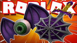 LEAKS NEW HALLOWEEN ROBLOX ITEMS | HALLOWEEN ROBLOX 2019