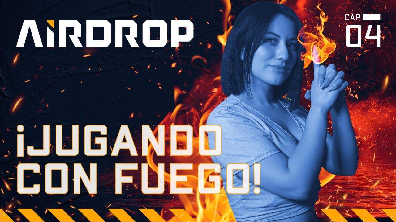 ¡Ahora podrás prenderle fuego a TODO! 🔥 - AIRDROP #04 I Garena Free Fire