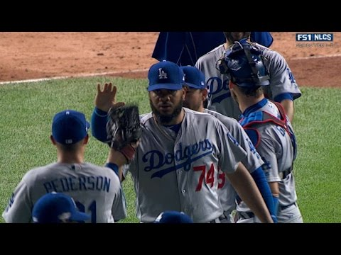 10/16/16: Kershaw, Jansen shut out Cubs in Game 2 win