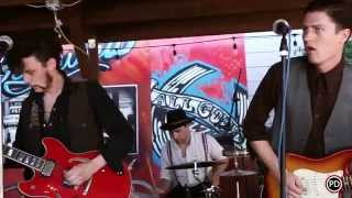 Hungry Skinny - John Wayne's Teeth (Live on PressureDrop.tv)