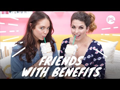 What You Need to Know About Friends With Benefits (ft. Claudia Sulewski) | Pour Decisions