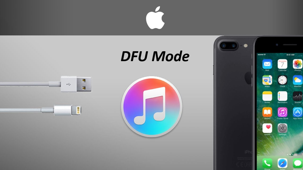 iphone restore mode how to put iphone 7 and iphone 7 plus into dfu mode or 2696
