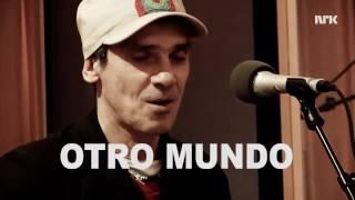 "* Manu Chao  * LIVE "" Otro Mundo "" NRK Radio Oslo December 2016"