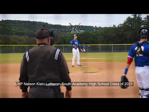LHP Nelson Klein Lutheran South Academy High School Class of 2021