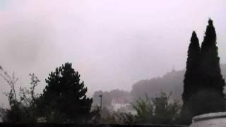 Regen Niederjosbach 11.09.11 15-15:30