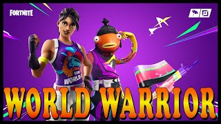 "NEW ""WORLD CUP 2019"" SKINS SET in the ITEM SHOP! - FORTNITE *NEW* OVERTIME CHALLENGES!"