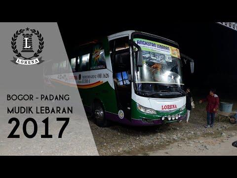MUDIK LEBARAN 2017 BOGOR - PADANG