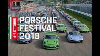 Aftermovie   Porsche Festival 2018   Centro Porsche Padova VERSIONE FINALE