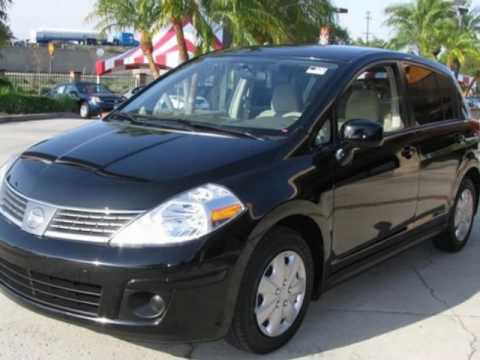 2008 nissan versa 5dr hatchback 1.8s - youtube