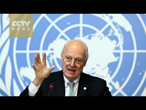 UN envoy says Trump right to try to work with Russia to beat ISIL
