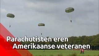 Dick Klein (94) hielp Brabant te bevrijden