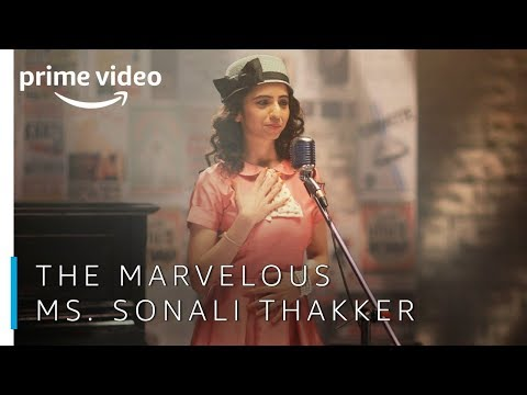 The Marvelous Ms. Sonali Thakker | Amazon Prime Video India