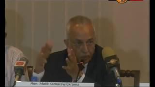 Malik admits they did not create awareness on the SL-SIN FTA